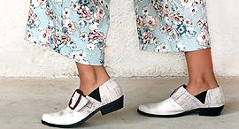פינוקים של חורף נעליים של אורן וקסלר פנאי, צילום: אורן וקסלר