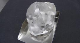 יהלום 910 קאראט ג'ם דיאמונדס לסוטו, צילום:  Gem Diamonds