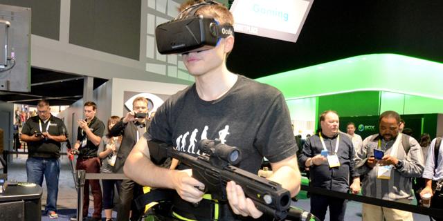 אתגר המציאות המדומה והמוגברת, צילום: Road to VR
