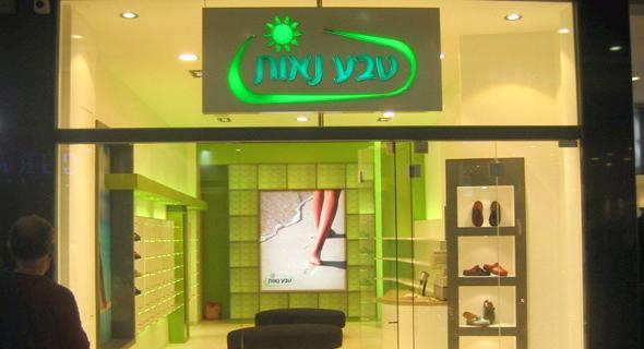 חנות נעליים טבע נאות, צילום: מורג ביטן