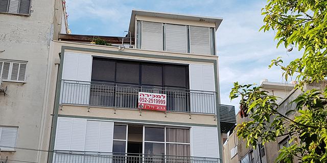 למכירה דירה דירות תל אביב רחוב בוגרשוב, צילום: דוד הכהן