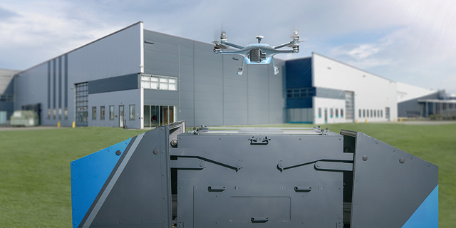 Enel to Deploy Autonomous Maintenance Drone at Italy Power Plant