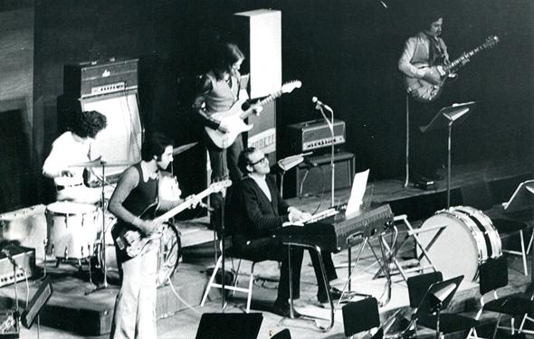 הצ'רצ'ילים והפילהרמונית ב־1969. חיבור ראשון בין רוקנ'רול למוזיקה קלאסית
