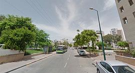 הבריגדה היהודית פתח תקוה זירת הנדלן, צילום: גוגל סטריט וויו