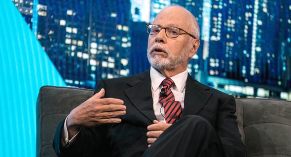"""פול סינגר מנכ""""ל קרן אליוט, צילום: בלומברג"""