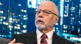 """פול סינגר מנכ""""ל קרן אליוט השקעות אמריקאי, צילום: בלומברג"""