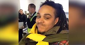 ראיין הוואי  נזרק בריטיש איירווייז, צילום: Twitter@Ryan Hawaii