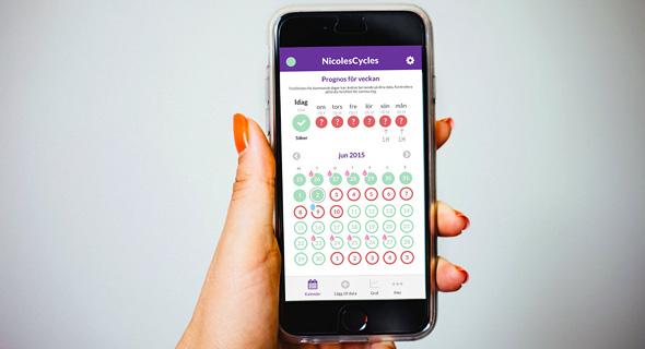 אפליקציית Natural Cycles
