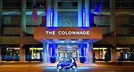 מלון קולונייד Colonnade Hotel בוסטון חדר במחיר הטמפרטורה 2, צילום: Colonnade Hotel