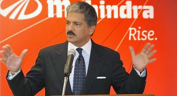 Tech Mahindra founder and Chairman of Mahindra Group Anand Mahindra