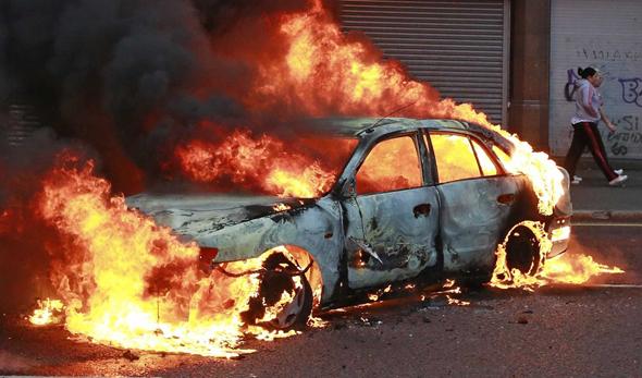 פיגוע מכונית תופת בעיראק