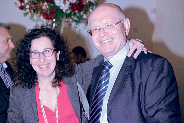 איזי שפירא וענת לוין, צילום: אוראל כהן