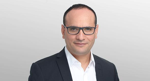 """דוד אבגי, מנכ""""ל החברה"""