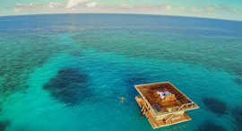 מנטה ריזורט זנזיבר מלונות מרוחקים, צילום: The Manta Resort
