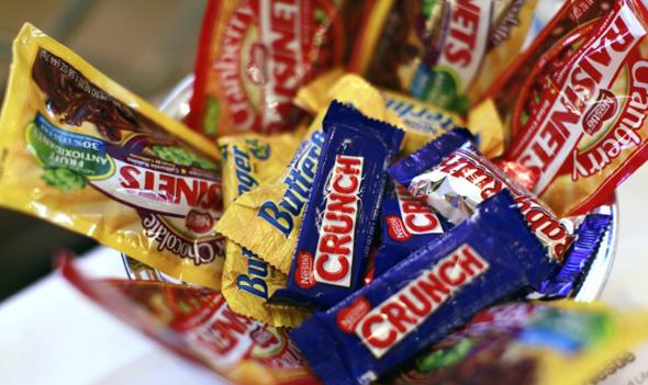 בלי ממתקים בבית ספר, צילום: רויטרס