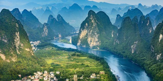גן עדן זה שם: המקומות השלווים בעולם