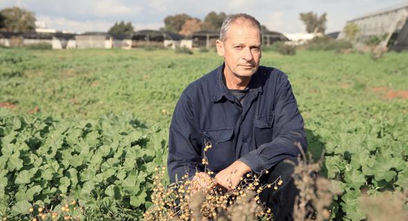 """משה צ'רקסקי. """"המדינה רוצה את אדמות המרכז, גם את אלה שמפרנסות את החקלאים,"""