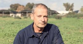 משה צרקסקי חקלאי, צילום: אוראל כהן