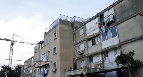 שכונת גיורא בגבעת שמואל, צילום: עמית שעל