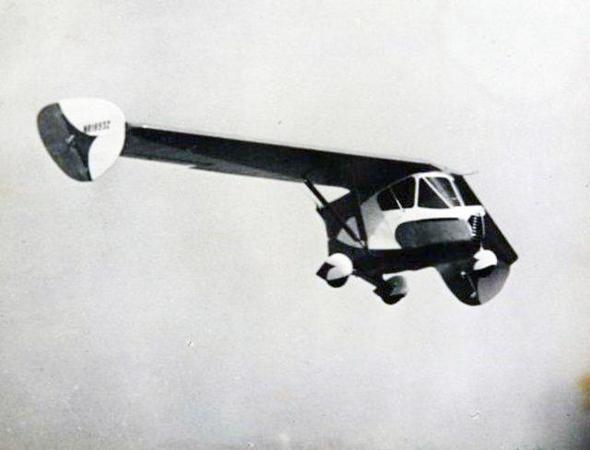 הווטרמן אירוביל בטיסה