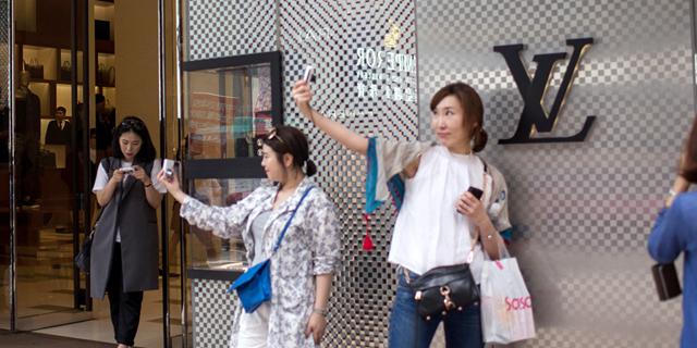 דור המילניום הסיני הזניק את מכירות היוקרה ב־20%