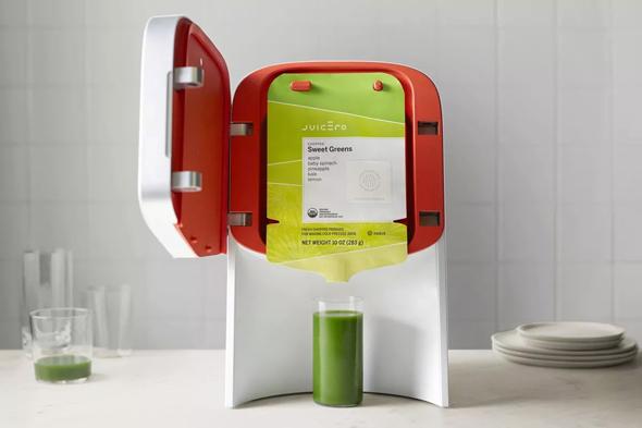מסחטת מיץ או מסחטת כסף?, צילום: juicero