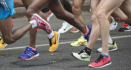 איך מתאימים לנו נעלי ריצה?, צילום: רויטרס