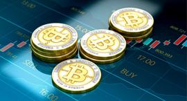 ביטקוין מטבע וירטואלי מטבעות דיגיטליים קריפטו 1, צילום: שאטרסטוק