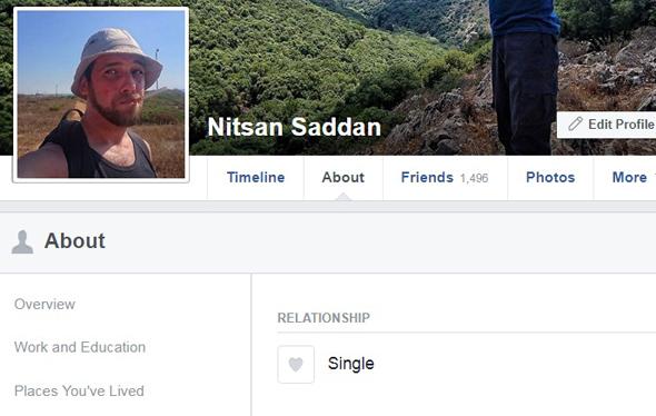 פייסבוק מדריך מיקום 2, צילום: facebook
