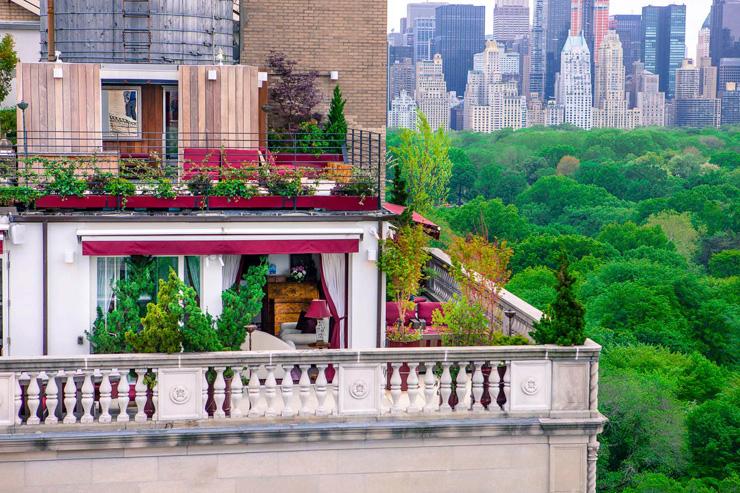 """""""כמו להיות בכפר, אלא שאתה בניו יורק"""", צילום: Corcoran"""