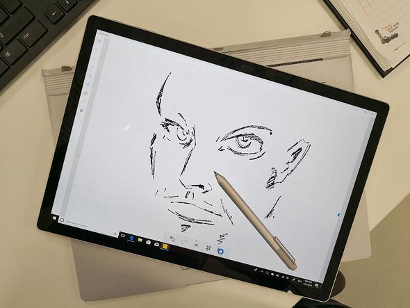 העט החכם של מיקרוסופט
