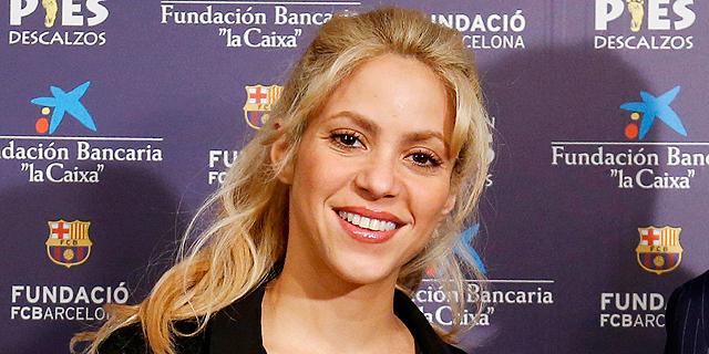 הזמרת שאקירה חשודה בהעלמת מס בספרד