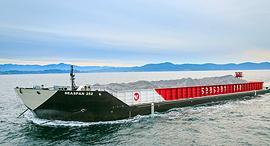 ספינה של חברת ההובלה הימית סיפן סי פן seapan סיספאן, צילום: אתר החברה seapan