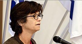"""ד""""ר אמילי סילברמן, צילום: מיקי אלון"""