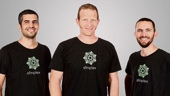 Simplex co-founders. Photo: Courtesy