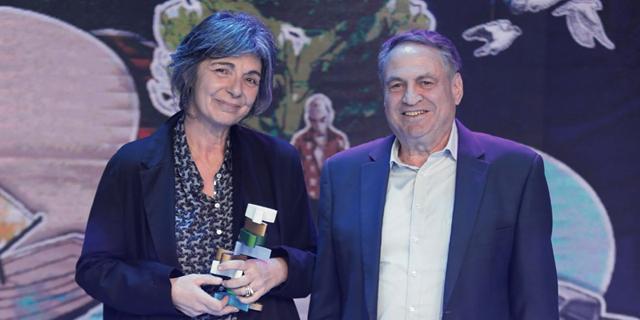 אסתר פלד היא הזוכה בפרס ספיר לספרות לשנת 2017