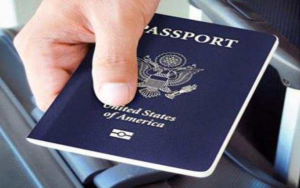 דרכון אמריקאי