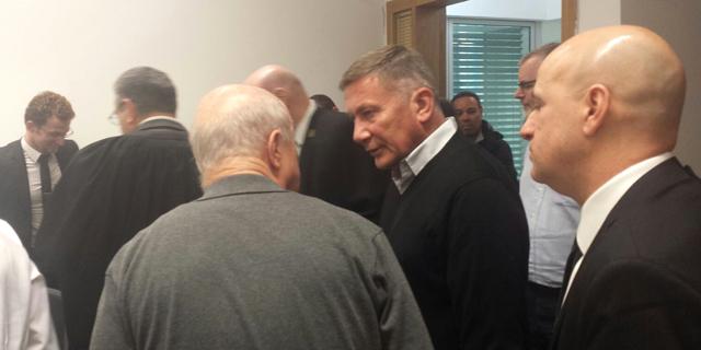 נוחי דנקנר, היום בבית המשפט, צילום: יניב רחימי