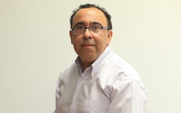 אייל גבאי מעיד בבית המשפט 24.1.18, צילום: אוראל כהן