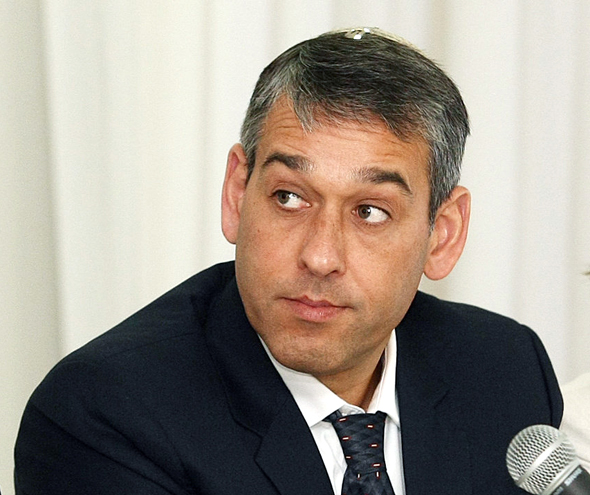 """מנכ""""ל משרד הכלכלה שי רינסקי, צילום: אוראל כהן"""