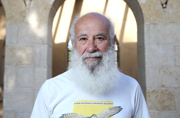 Dov Frohman. Photo: Alex Kolomoisky