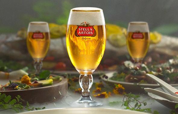 בירה סטלה ארטואה , צילום: foodserviceandhospitality