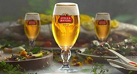 בירה  סטלה ארטואה AB InBev סטארט אפ WeissBeerger, צילום: foodserviceandhospitality