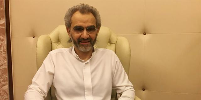 דיווח: המיליארדר בן טלאל שוחרר ממעצר בסעודיה