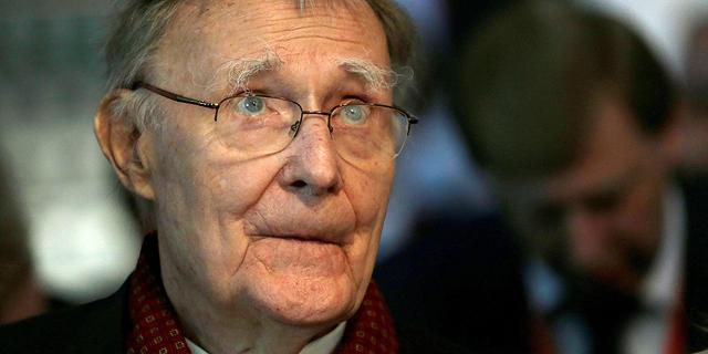 מת מייסד איקאה, אינגבר קמפארד, בגיל 91