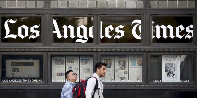 """האקרים פגעו בכלי תקשורת גדולים בארה""""ב, שיבשו הפצת עיתונים"""