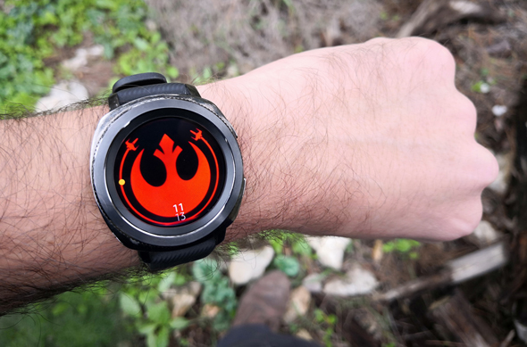 סמסונג גיר ספורט שעונים חכמים מחשוב לביש, צילום: ניצן סדן