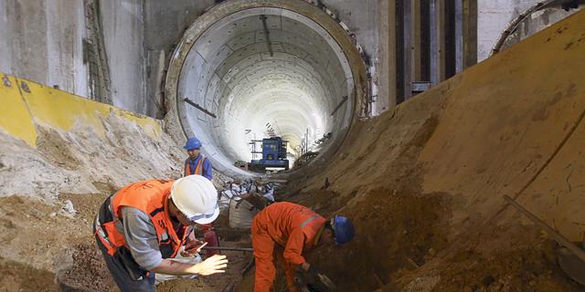 המאבק על עבודות הרכבת בשבת: בני ברק לא תנתק את המים