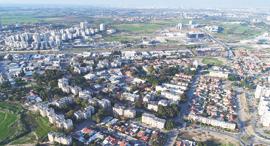 שכונת קריית משה, רחובות, צילום: Droneimagebank