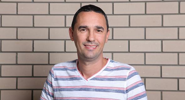Robert Antokol, Playtika's co-founder and chief executive. Photo: Amit Sha